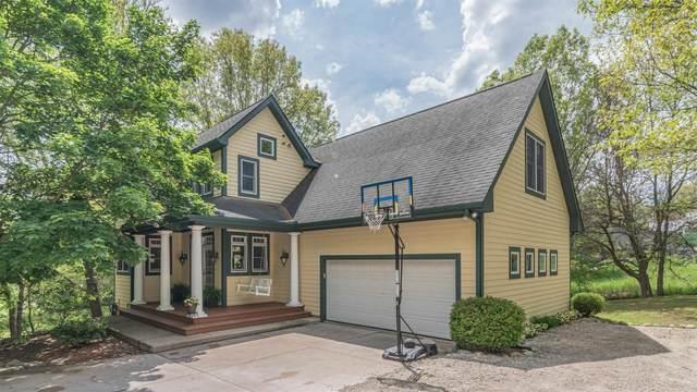 15771 Cavanaugh Lake Road, Chelsea, MI 48118 (MLS #3281215) :: Berkshire Hathaway HomeServices Snyder & Company, Realtors®