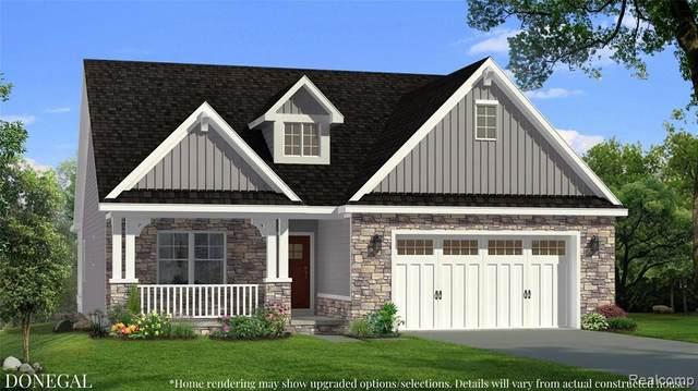 4760 Chestnut Springs Drive, Howell, MI 48843 (MLS #R2210036094) :: Berkshire Hathaway HomeServices Snyder & Company, Realtors®