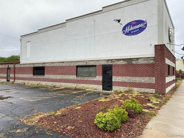 12680 Allen Road, Taylor, MI 48180 (MLS #R2210039929) :: Berkshire Hathaway HomeServices Snyder & Company, Realtors®