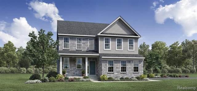 50143 Meadowlands Lane, Canton, MI 48188 (MLS #R2210040151) :: Berkshire Hathaway HomeServices Snyder & Company, Realtors®