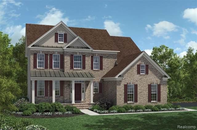 51083 Meadowlands Lane, Canton, MI 48188 (MLS #R2210040167) :: Berkshire Hathaway HomeServices Snyder & Company, Realtors®