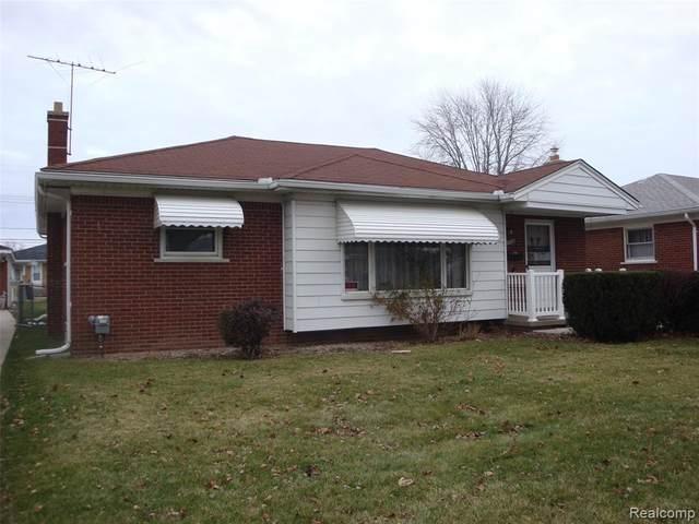 19075 Lister Avenue, Eastpointe, MI 48021 (MLS #R2210040618) :: Berkshire Hathaway HomeServices Snyder & Company, Realtors®