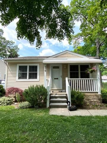 979 E Pearl Avenue, Hazel Park, MI 48030 (MLS #3281445) :: Berkshire Hathaway HomeServices Snyder & Company, Realtors®