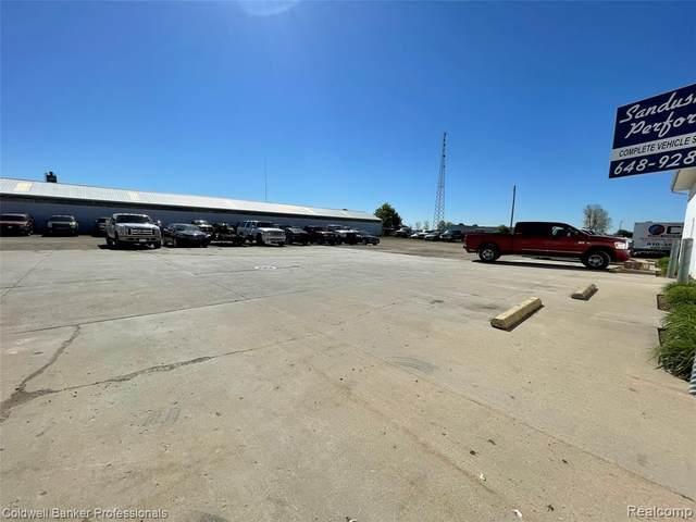 360 E Sanilac Road, Sandusky, MI 48471 (MLS #R2210042058) :: Berkshire Hathaway HomeServices Snyder & Company, Realtors®