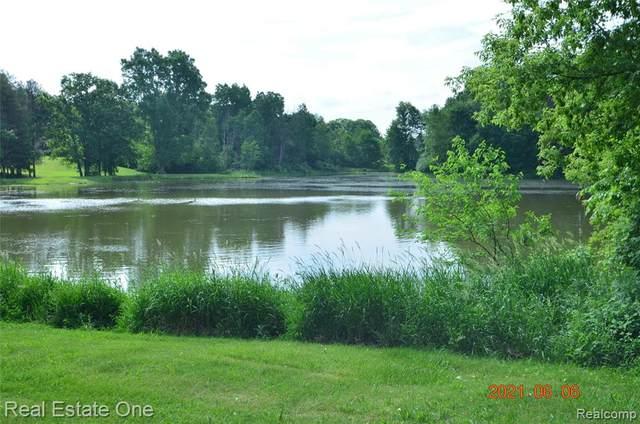 0 Farmers Creek Rd Road, Metamora, MI 48455 (MLS #R2210043942) :: Berkshire Hathaway HomeServices Snyder & Company, Realtors®