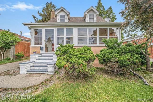 19053 Toepfer Drive, Eastpointe, MI 48021 (MLS #R2210040868) :: Berkshire Hathaway HomeServices Snyder & Company, Realtors®