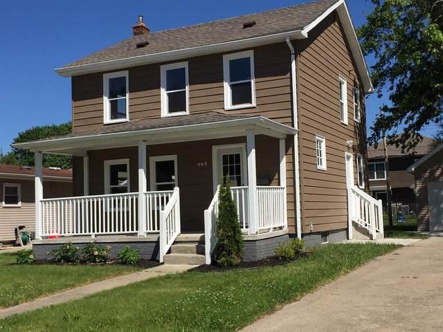 960 Monroe Street, Ypsilanti, MI 48197 (MLS #3281650) :: Berkshire Hathaway HomeServices Snyder & Company, Realtors®
