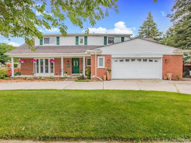 23255 S Rosedale, Saint Clair Shores, MI 48080 (MLS #R2210044190) :: Berkshire Hathaway HomeServices Snyder & Company, Realtors®