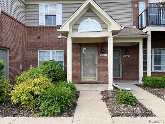 20039 Hidden Oaks Drive, Brownstown, MI 48183 (MLS #R2210045076) :: Berkshire Hathaway HomeServices Snyder & Company, Realtors®