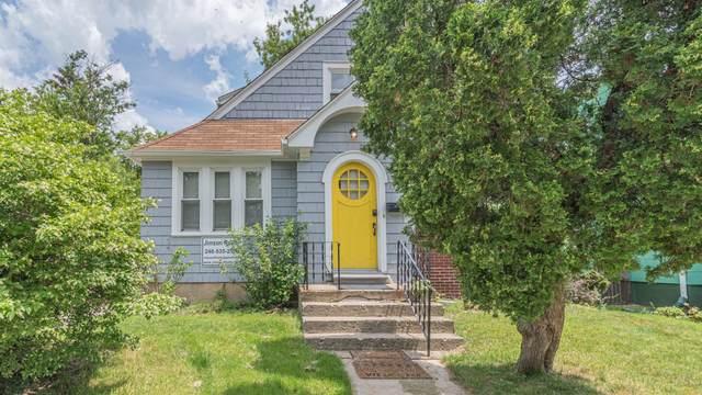 1317 Sheehan Avenue, Ann Arbor, MI 48104 (MLS #3281525) :: Berkshire Hathaway HomeServices Snyder & Company, Realtors®