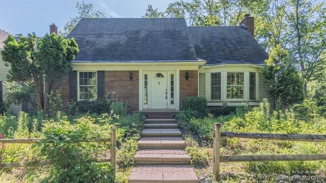 1869 High Hollow Drive, Ann Arbor, MI 48103 (MLS #3281791) :: Berkshire Hathaway HomeServices Snyder & Company, Realtors®