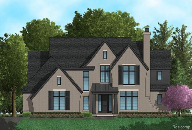 3206 Baron Drive, Bloomfield Hills, MI 48302 (MLS #R2210045867) :: Berkshire Hathaway HomeServices Snyder & Company, Realtors®