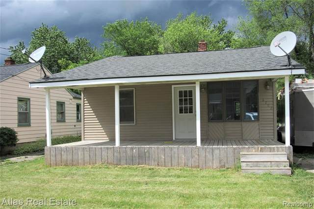 3702 Whitney Avenue, Flint, MI 48532 (MLS #R2210045903) :: Berkshire Hathaway HomeServices Snyder & Company, Realtors®
