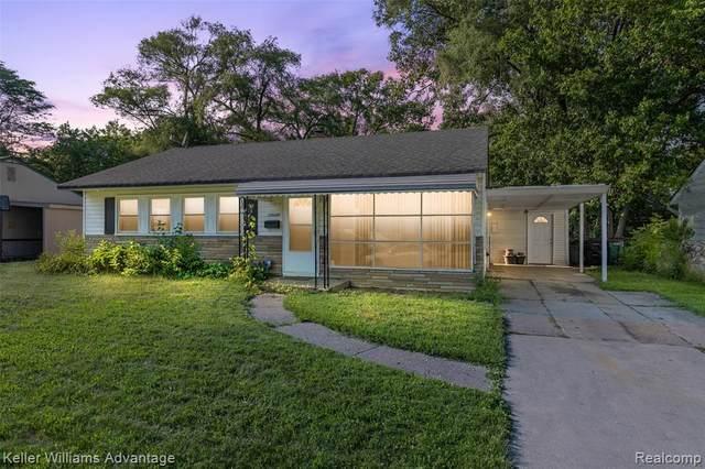 10240 Corning Street, Oak Park, MI 48237 (MLS #R2210045865) :: Berkshire Hathaway HomeServices Snyder & Company, Realtors®