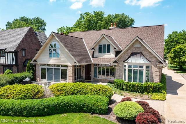 20428 East River Road, Grosse Ile, MI 48138 (MLS #R2210045949) :: Berkshire Hathaway HomeServices Snyder & Company, Realtors®