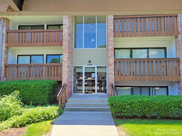 2152 Pauline Boulevard #105, Ann Arbor, MI 48103 (MLS #3281815) :: Berkshire Hathaway HomeServices Snyder & Company, Realtors®