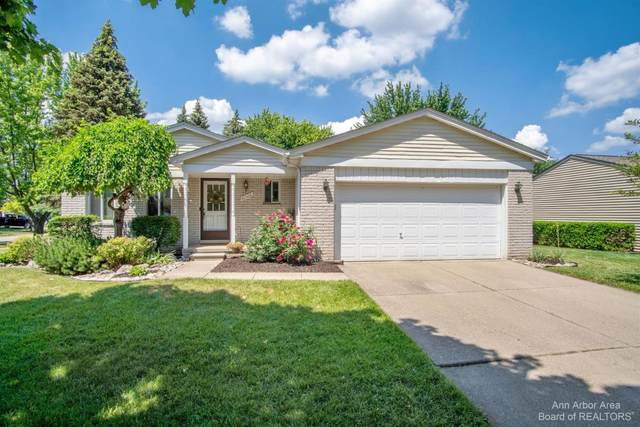 41500 Stafford Court, Canton, MI 48188 (MLS #3281617) :: Berkshire Hathaway HomeServices Snyder & Company, Realtors®