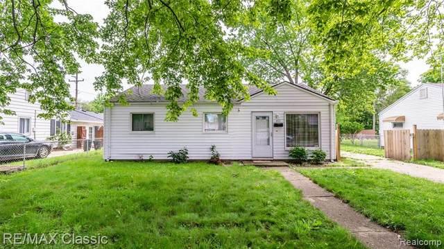 411 Woodlawn Avenue, Ypsilanti, MI 48198 (MLS #R2210045596) :: Berkshire Hathaway HomeServices Snyder & Company, Realtors®