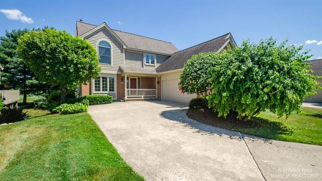 4879 Doral Drive, Ann Arbor, MI 48108 (MLS #3281833) :: Berkshire Hathaway HomeServices Snyder & Company, Realtors®