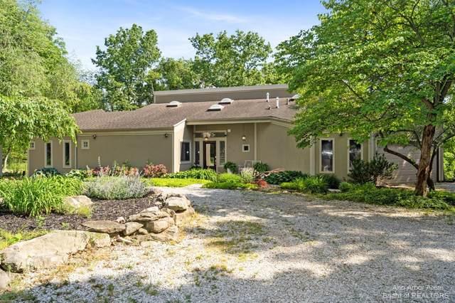 1113 Blackhawk Trail, Dexter, MI 48130 (MLS #3281777) :: Berkshire Hathaway HomeServices Snyder & Company, Realtors®