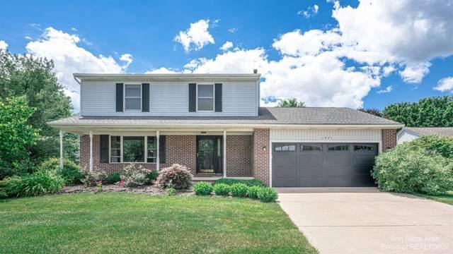 1021 Heritage Drive, Saline, MI 48176 (MLS #3281740) :: Berkshire Hathaway HomeServices Snyder & Company, Realtors®