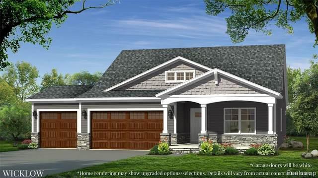0 Chestnut Springs Lot 24 Drive, Howell, MI 48843 (MLS #R2210044215) :: Berkshire Hathaway HomeServices Snyder & Company, Realtors®