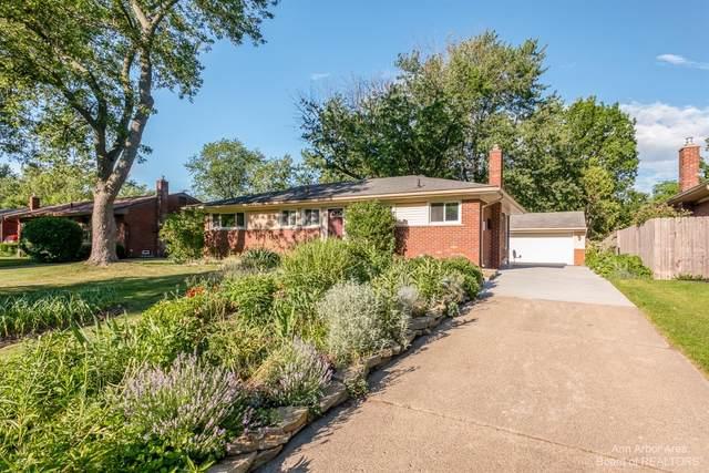 1511 Granada Avenue, Ann Arbor, MI 48103 (MLS #3281863) :: Berkshire Hathaway HomeServices Snyder & Company, Realtors®