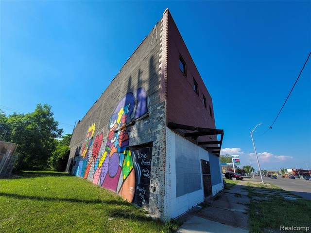 13141 Gratiot Avenue, Detroit, MI 48205 (MLS #R2210045758) :: Berkshire Hathaway HomeServices Snyder & Company, Realtors®