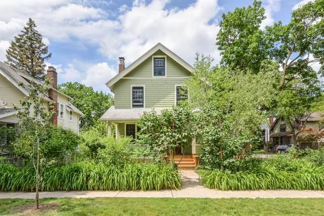 1102 Olivia Avenue, Ann Arbor, MI 48104 (MLS #3281415) :: Berkshire Hathaway HomeServices Snyder & Company, Realtors®
