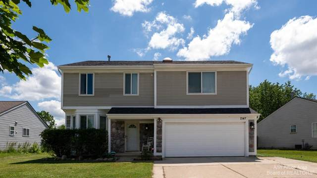 7147 Streamwood Drive, Ypsilanti, MI 48197 (MLS #3281853) :: Berkshire Hathaway HomeServices Snyder & Company, Realtors®