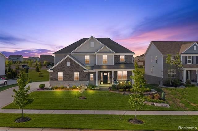 1406 Goldeneye Lane, Lake Orion, MI 48360 (MLS #R2210046639) :: Berkshire Hathaway HomeServices Snyder & Company, Realtors®