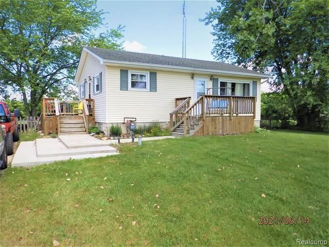 2440 W Stein Road, La Salle, MI 48145 (MLS #R2210046664) :: Berkshire Hathaway HomeServices Snyder & Company, Realtors®