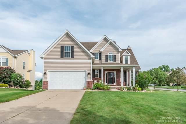 3608 N Wilson Court, Dexter, MI 48130 (MLS #3281876) :: Berkshire Hathaway HomeServices Snyder & Company, Realtors®