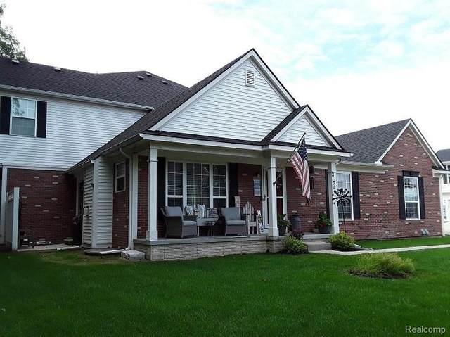2101 Riversedge Dr Unit 81, Saline, MI 48176 (MLS #R2210039279) :: Berkshire Hathaway HomeServices Snyder & Company, Realtors®