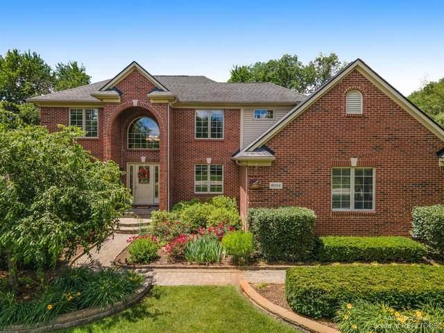 9038 Mckendry Drive, Saline, MI 48176 (MLS #3281856) :: Berkshire Hathaway HomeServices Snyder & Company, Realtors®