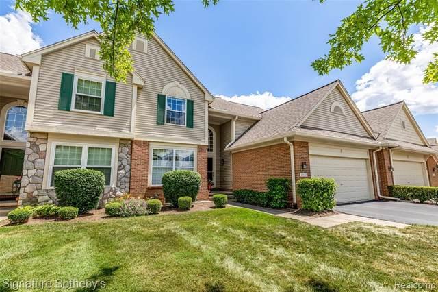 2627 Cleveland Way, Canton, MI 48188 (MLS #R2210046807) :: Berkshire Hathaway HomeServices Snyder & Company, Realtors®