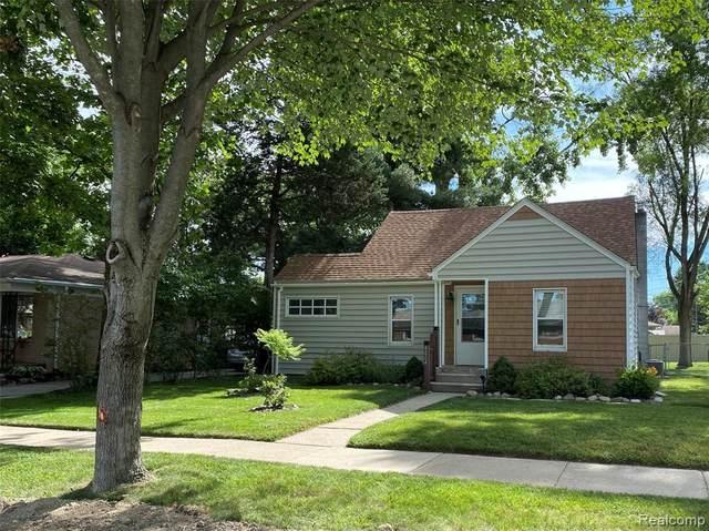 8004 Nightingale Street, Dearborn Heights, MI 48127 (MLS #R2210044687) :: Berkshire Hathaway HomeServices Snyder & Company, Realtors®