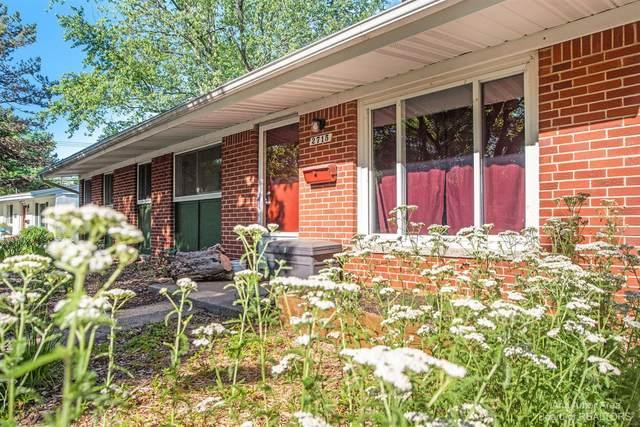2715 Canterbury Road, Ann Arbor, MI 48104 (MLS #3281888) :: Berkshire Hathaway HomeServices Snyder & Company, Realtors®