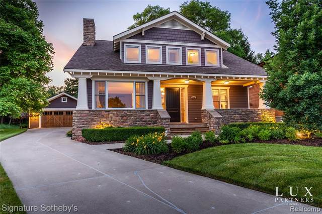 842 Cumberland Ridge Ct, Rochester, MI 48307 (MLS #R2210046814) :: Berkshire Hathaway HomeServices Snyder & Company, Realtors®