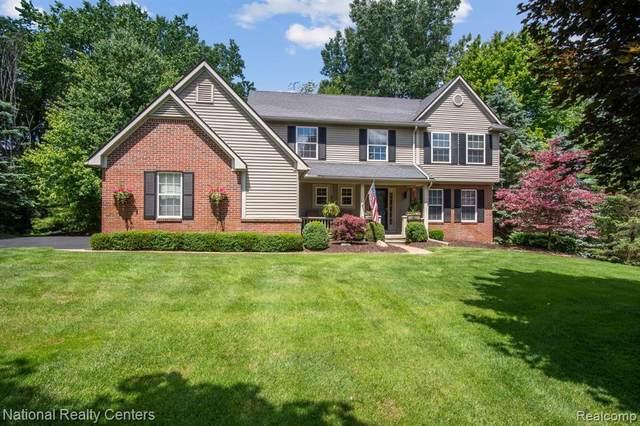 8136 Kimble Drive, Pinckney Cmty, MI 48169 (MLS #R2210046880) :: Berkshire Hathaway HomeServices Snyder & Company, Realtors®