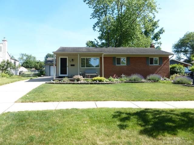 154 Nichols Drive, Saline, MI 48176 (MLS #3281878) :: Berkshire Hathaway HomeServices Snyder & Company, Realtors®