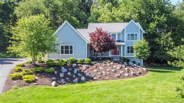 7619 Kingfisher, Dexter, MI 48130 (MLS #R2210045057) :: Berkshire Hathaway HomeServices Snyder & Company, Realtors®