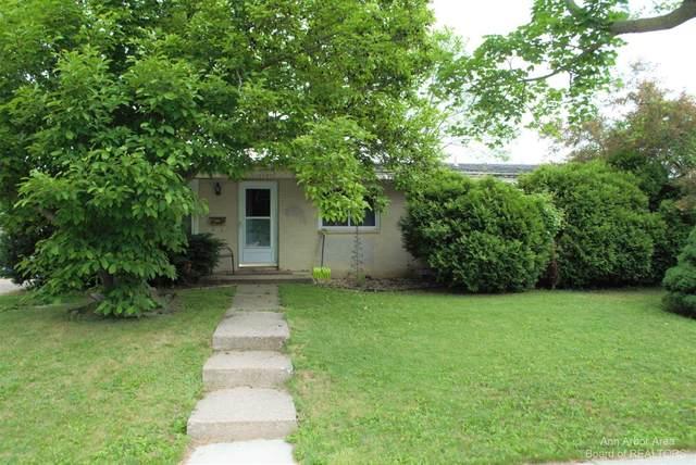 2851 Canterbury Road, Ann Arbor, MI 48104 (MLS #3281624) :: Berkshire Hathaway HomeServices Snyder & Company, Realtors®