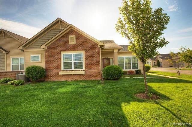 3677 Shepherd Lane, Canton, MI 48188 (MLS #R2210046992) :: Berkshire Hathaway HomeServices Snyder & Company, Realtors®