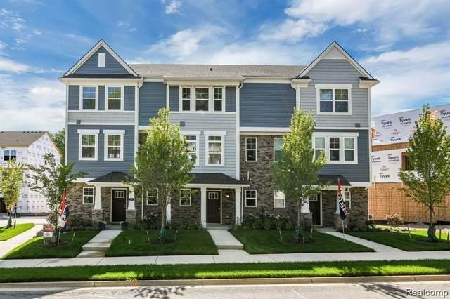 645 Jenny Way Way #16, Brighton, MI 48116 (MLS #R2210046986) :: Berkshire Hathaway HomeServices Snyder & Company, Realtors®