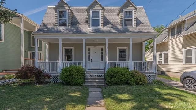 927 Woodlawn Avenue, Ann Arbor, MI 48104 (MLS #3281906) :: Berkshire Hathaway HomeServices Snyder & Company, Realtors®