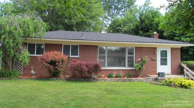 1445 Borgstrom Avenue, Ypsilanti, MI 48198 (MLS #3281842) :: Berkshire Hathaway HomeServices Snyder & Company, Realtors®