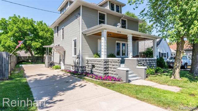 8590 Swan Creek Road, Newport, MI 48166 (MLS #R2210047194) :: Berkshire Hathaway HomeServices Snyder & Company, Realtors®