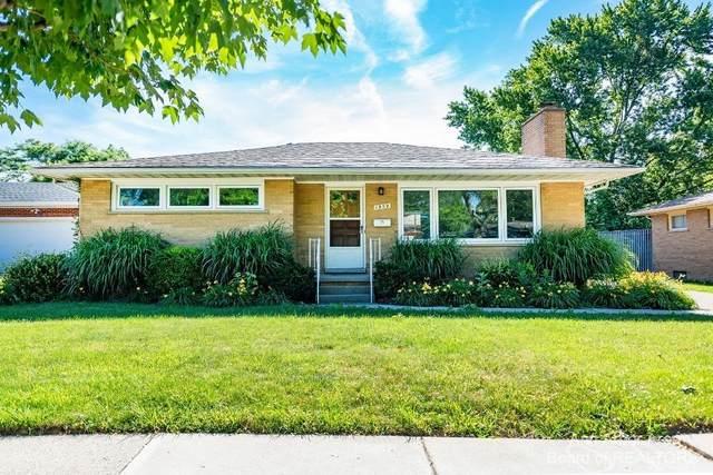 1559 Glastonbury Road, Ann Arbor, MI 48103 (MLS #3281852) :: Berkshire Hathaway HomeServices Snyder & Company, Realtors®