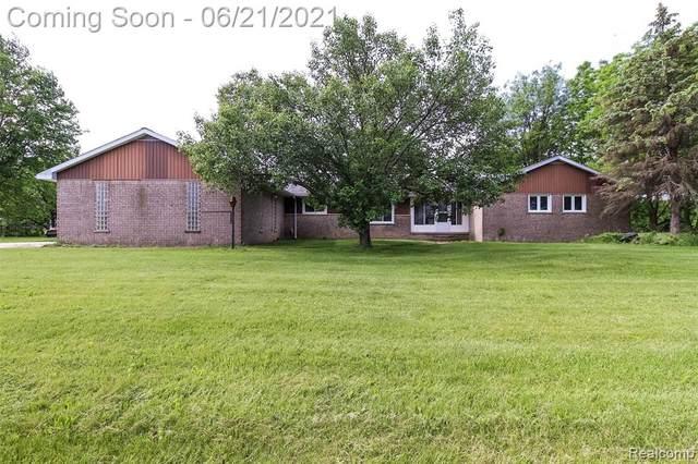 4527 W Newburg Road, Carleton, MI 48117 (MLS #R2210038416) :: Berkshire Hathaway HomeServices Snyder & Company, Realtors®